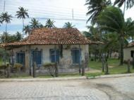 Ruinas de casa ao lado da Igreja de José