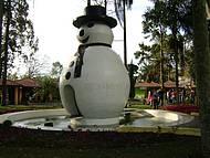 Boneco de Neve,dá Pra Subir Nele!
