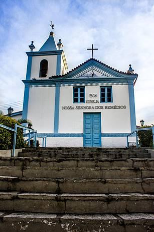 Heran�a de um Brasil Col�nia. Foto de 2013