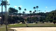 Praça Barão de Campo Belo é cartão-postal