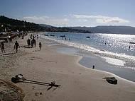 Praia de Bombinhas, Paraiso e Tranquilidade