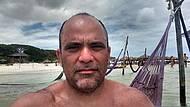 Banho na Lagoa