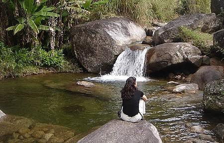 12 quedas: Moinho de Pedra, Oratório, Saudade, Mirante, Pedrinha, Travessia...
