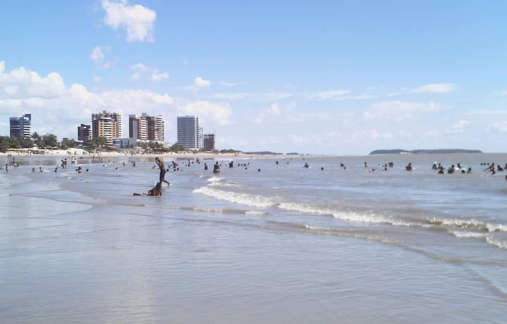 Resultado de imagem para foto de praias em são luis