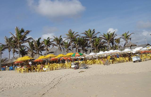 Essa praia � uma del�cia