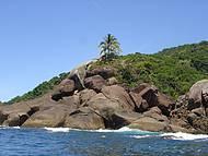 Saída da Praia do Aventureiro
