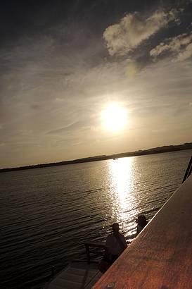 O p�r do Sol mais bonito do Brasil.
