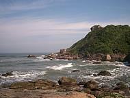 Encantadora praia paulista!!!
