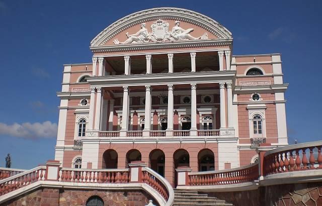 Lindo teatro amazonas