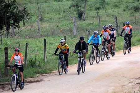 Evento reúne ciclistas de diversas partes do país