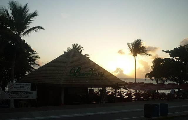 Melhor restaurante beira mar