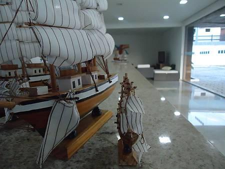 Hotel Abrolhos - Recepção