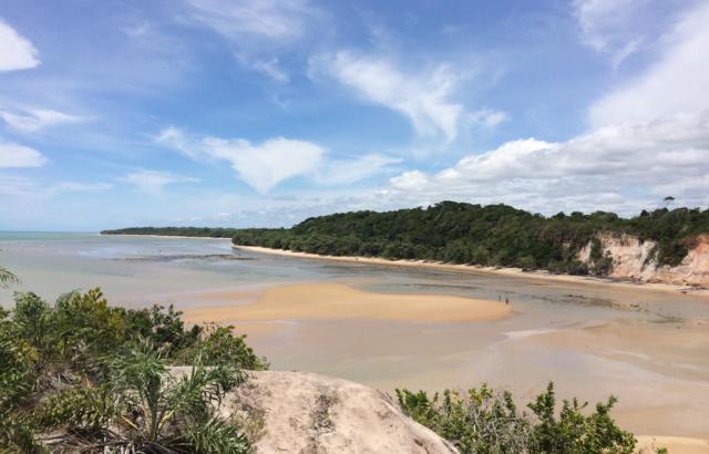 Praia Rio do Peixe Grande