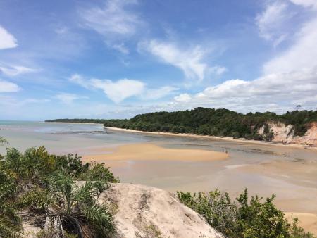 Cumuruxatbca - Praia Rio do Peixe Grande