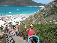 Caribe que Nada ! É Arraial