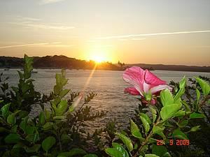 Curtir o pôr do sol
