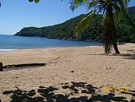 A bela praia e seus encantos...