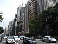 Belíssima Avenida Paulista, coração de São Paulo !