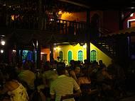 Animação colorida nas noites de Fortaleza !