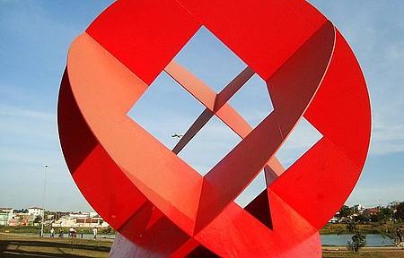 Parque das Aguas - Escultura