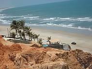 A mais linda praia!!!