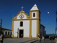 Igreja em Arraial d´Ajuda