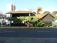 Centro de artesanato na Via Del Vino