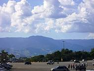 Vista para Serra da Mantiqueira