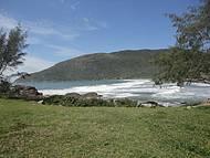 Vista para a praia do matadeiro