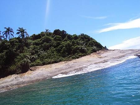 Praia de Itaoca - Ilha dos Franceses