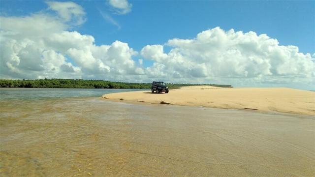 Barra do Abiai com EcoturismoECultura