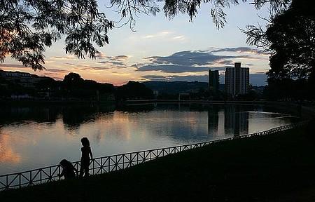 Foto: Sonsin, Lago do Taboão