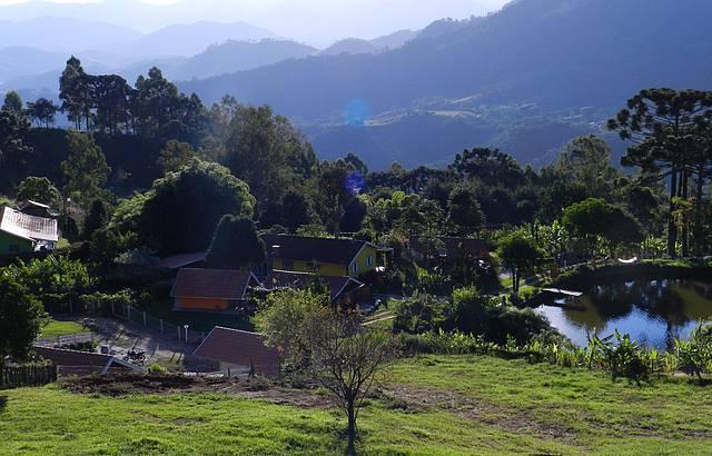 Chalés Lago do Baú