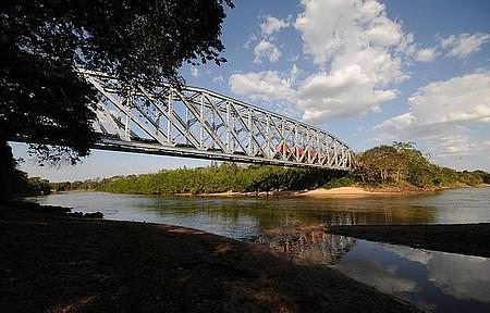 Trem do Pantanal - Viagem voltou à ativa depois de 18 anos