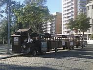 Trenzinho da Alegria  -  tour pela cidade