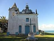 Igreja de Sta Cruz de Cabrália