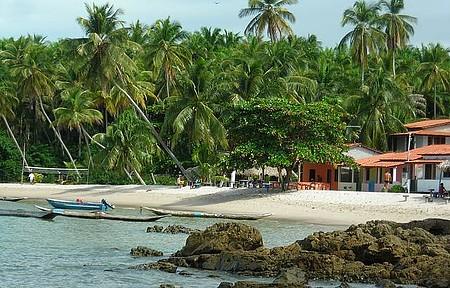 Moreré - Praia de Morerê...faça essa caminha de Boipeba a morerê, vale a pena!