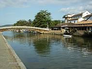 Ponte sobre o Rio Perequê-Açú