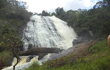 Cachoeira Poeira D'água - Bem legal!