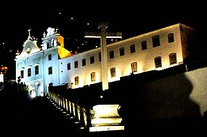 Convento São Bernardino de Sena & Capela de São Francisco da Penitência