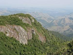 Trekking na serra da Mantiqueira