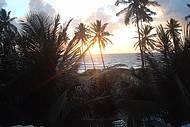 Vista do Quarto - Nascer do Sol