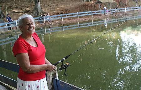Refugio do pescador - Pescando no Refugio