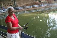 Pescando no Refugio