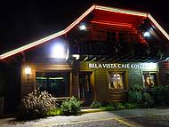 Fachada do Cafe Colonial em Gramado