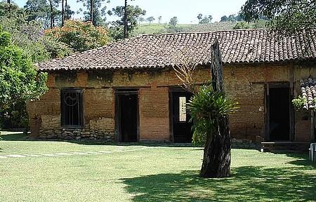 Fazenda em Salesópolis - Casarão antigo