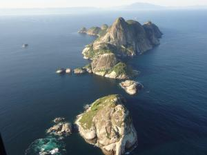 Arquipélago de Alcatrazes (SP)