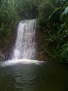 Cachoeira do rio Cristal