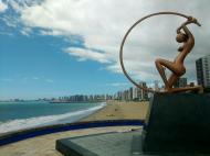 Iracema - cartão postal de Fortaleza