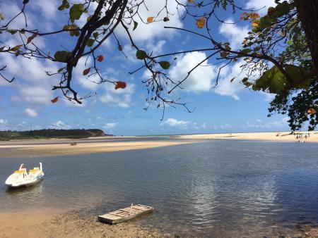 Litoral Sul - Praias paradisíacas